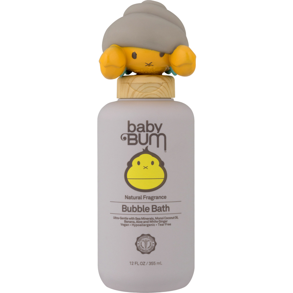 Baby Bum Bubble Bath Natural Fragrance
