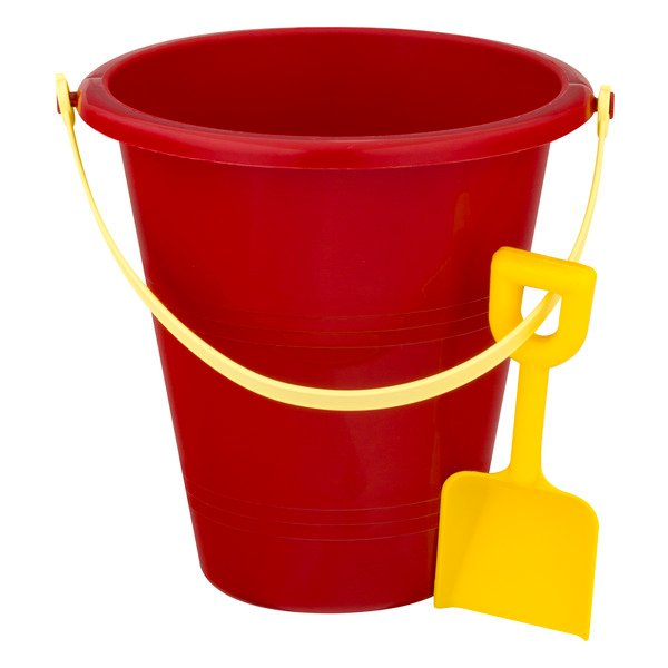 Summer Beach Pail & Shovel (Colors May Vary)