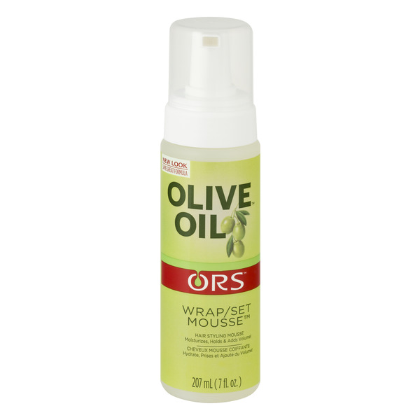 ORS Olive Oil Wrap/Set Mousse