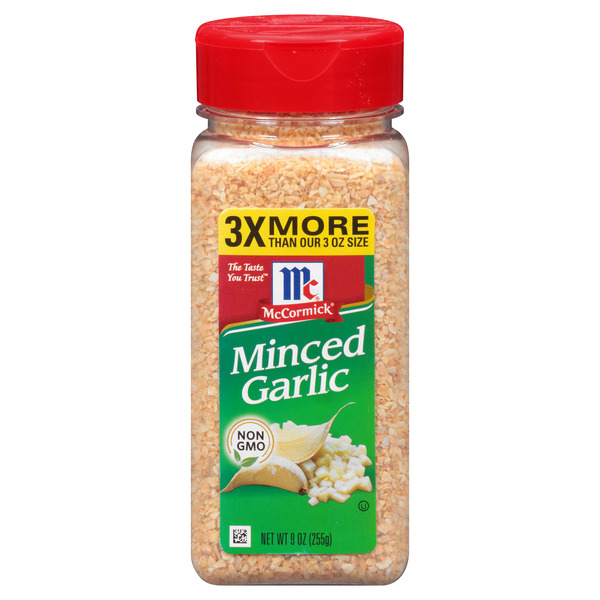 McCormick Minced Garlic