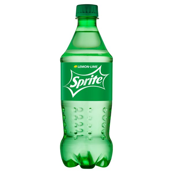 Sprite Soda Lemon Lime
