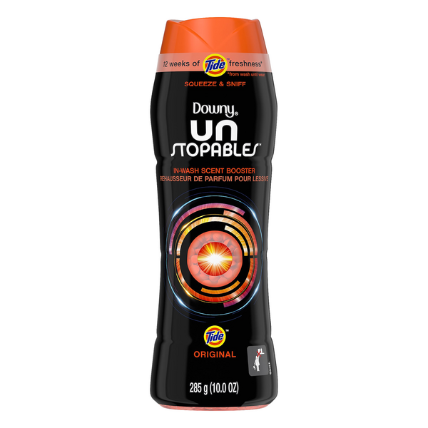 Downy Unstopables In-Wash Scent Booster Tide Original