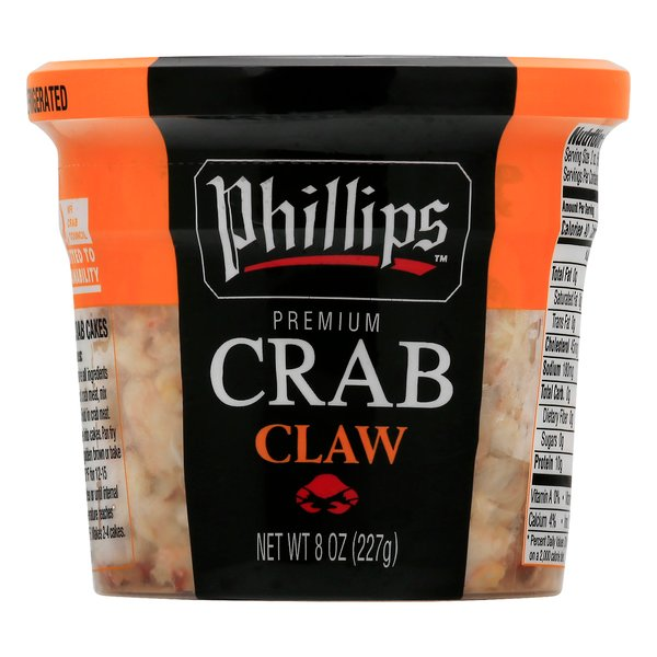 Phillips Premium Crab Claw