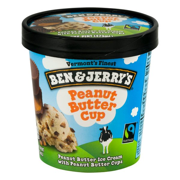 Ben & Jerry's Ice Cream Peanut Butter Cup