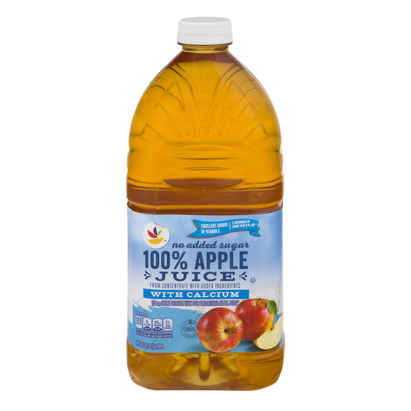 MARTIN'S 100% Apple Juice No Added Sugar With Calcium