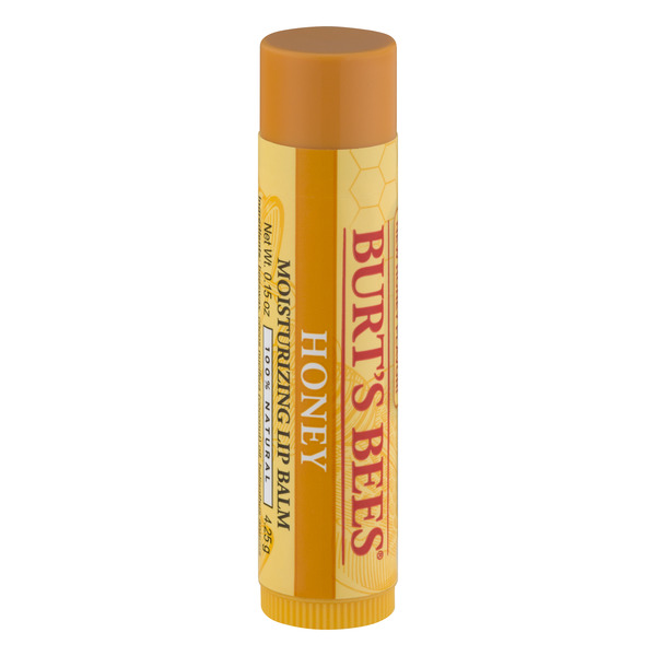 Burt's Bees Moisturizing Lip Balm Honey