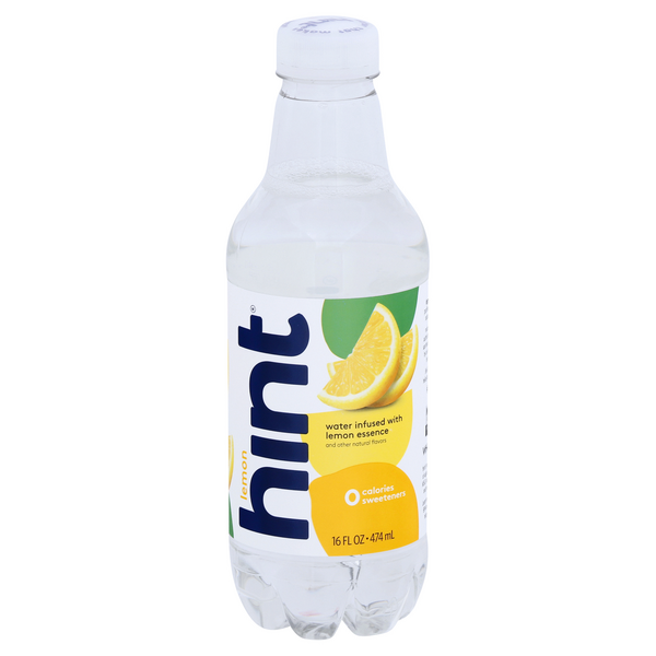 Hint Water Infused with Lemon Essence