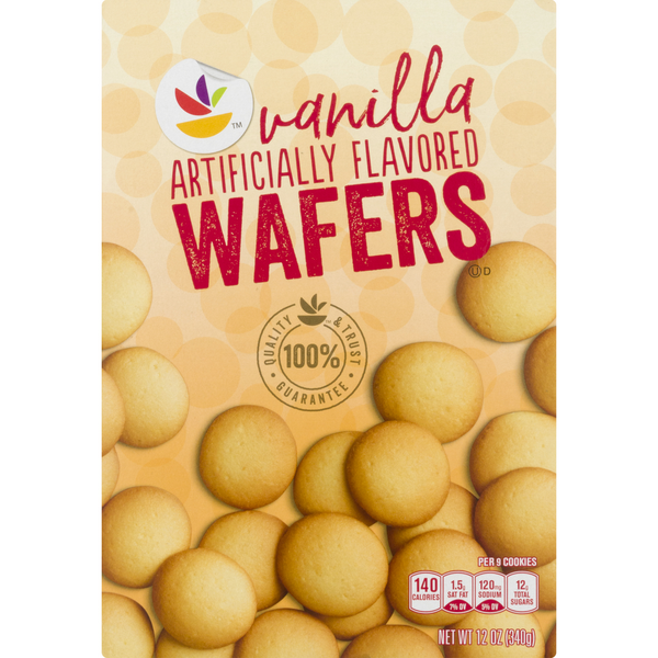 Giant Vanilla Wafers