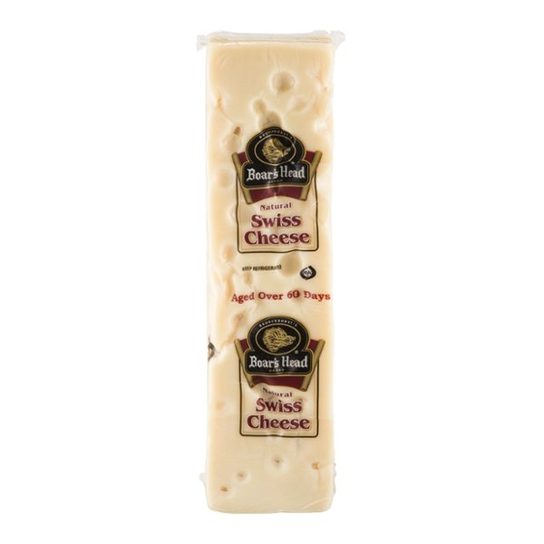 Boar's Head Deli Swiss Cheese Domestic (Thin Sliced)