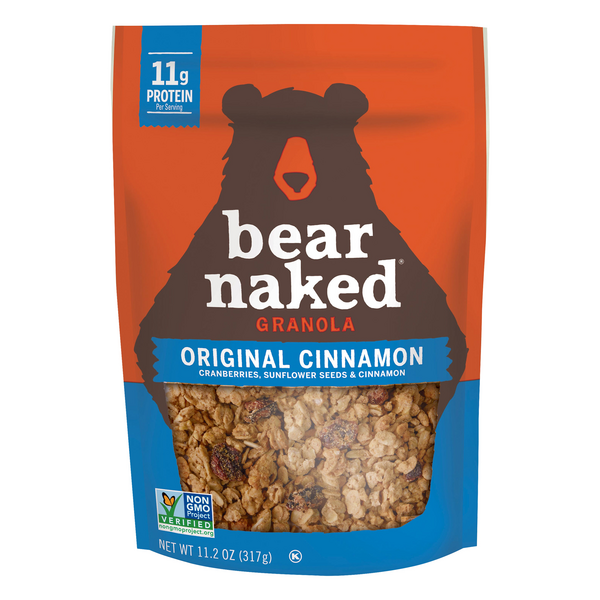 Bear Naked Granola Cinnamon Original