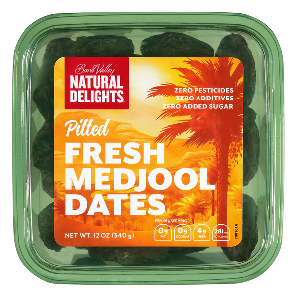 Natural Delights Medjool Dates Pitted