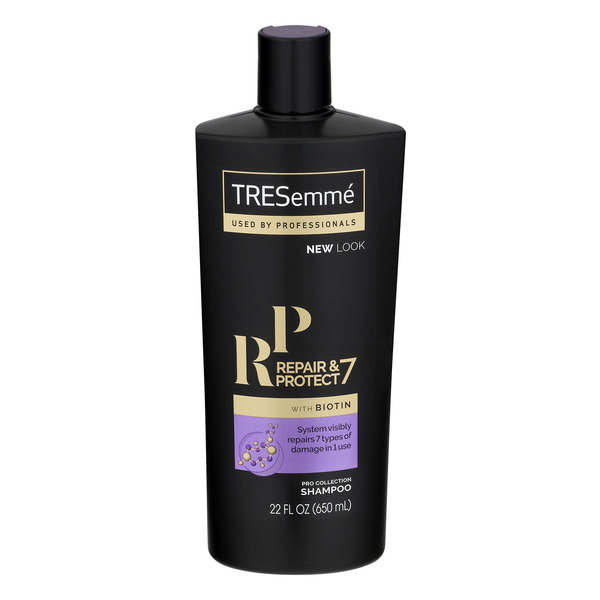 TRESemme Repair & Protect 7 Shampoo with Biotin for Damaged Hair