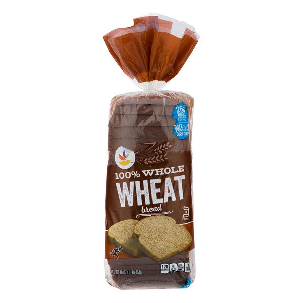 Giant 100% Whole Wheat Bread