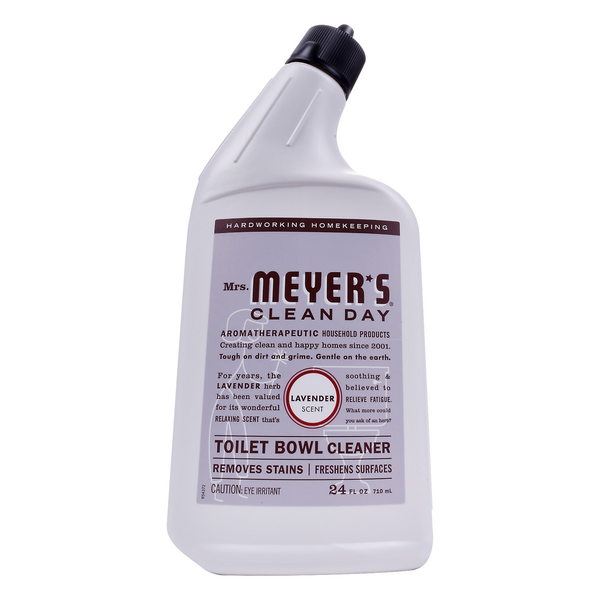 Mrs. Meyer's Clean Day Toilet Bowl Cleaner Lavender Scent