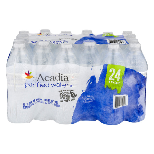 GIANT Acadia Purified Drinking Water - 24 pk