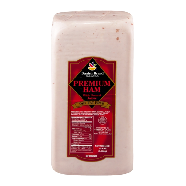 MARTIN'S Deli Premium Ham Danish Brand (Regular Sliced)
