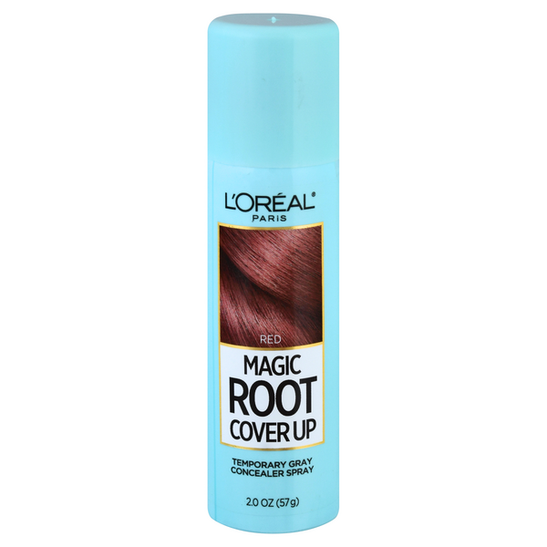 L'Oreal Magic Root Cover Up Spray Red