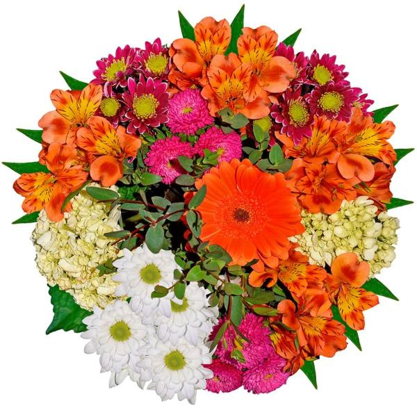 Stop & Shop Country Garden Bouquet