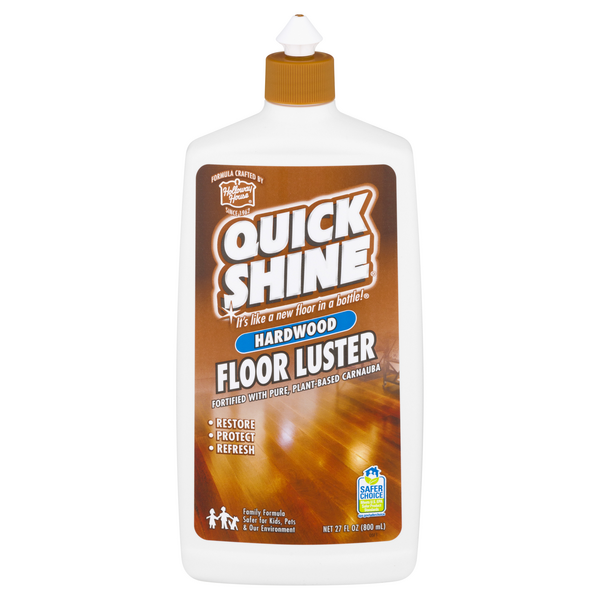 Holloway House Quick Shine Hardwood Floor Luster High Traffic