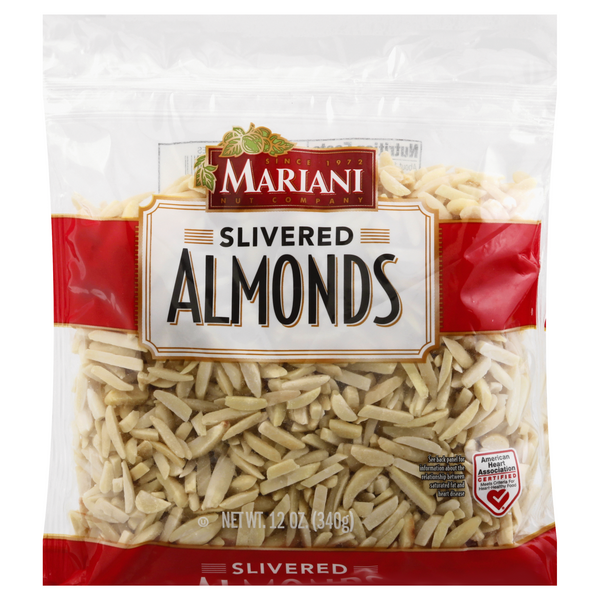 Marina Almonds Blanched Slivered