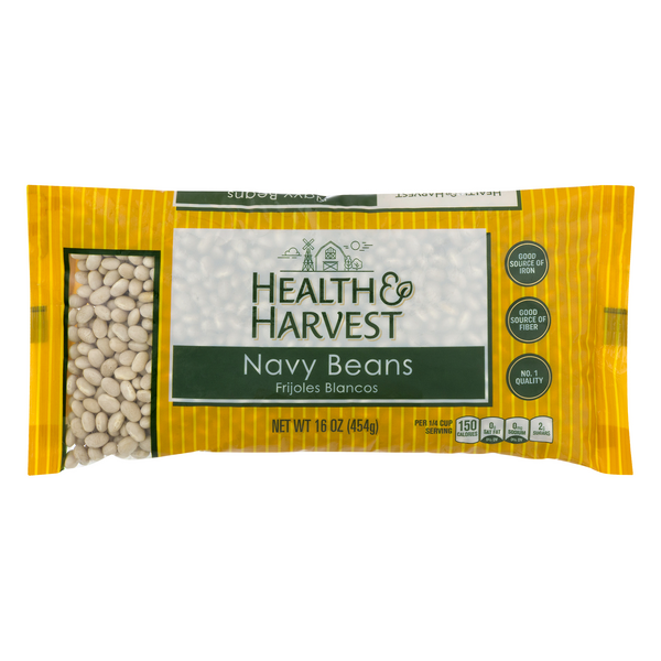 Health & Harvest Navy Beans