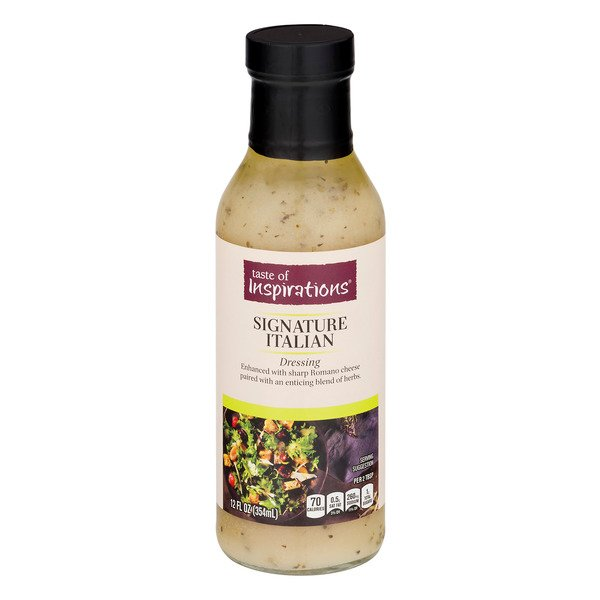 Taste of Inspirations Signature Italian Dressing