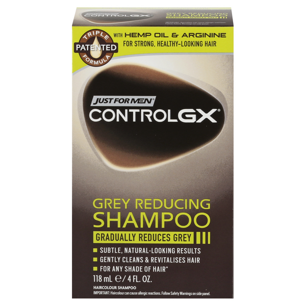 Just For Men ControlGX Grey Reducing Men's Shampoo