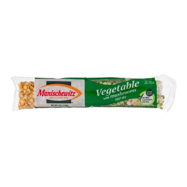 Manischewitz Soup Mix Vegetable