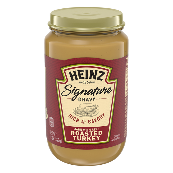 Heinz Signature Gravy Roasted Turkey