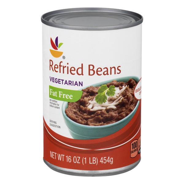 Giant Refried Beans Vegetarian Fat Free