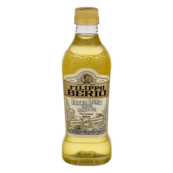 Filippo Berio Olive Oil Extra Light 100% Pure All Natural