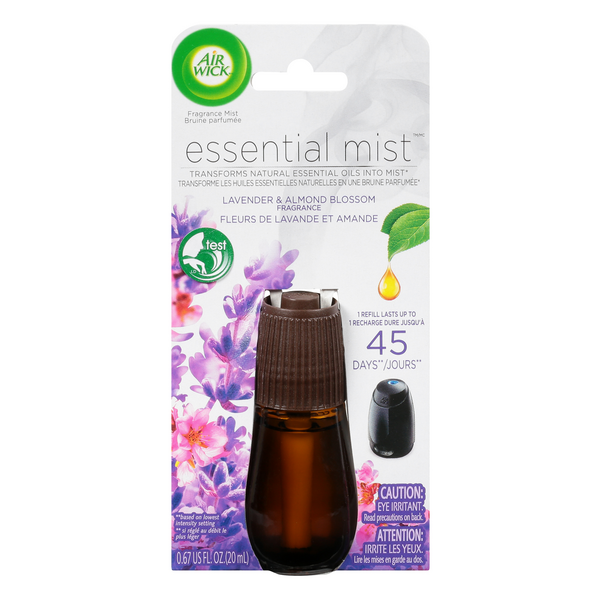 Air Wick Essential Mist Refill Lavender & Almond Blossom