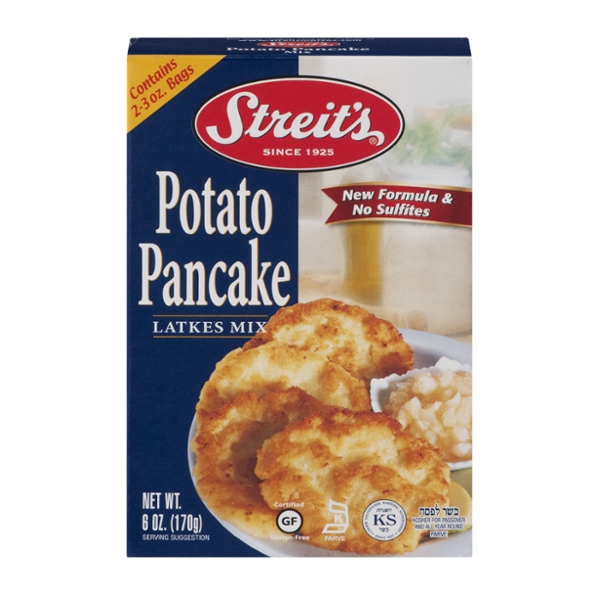 Streit's Potato Pancake Mix