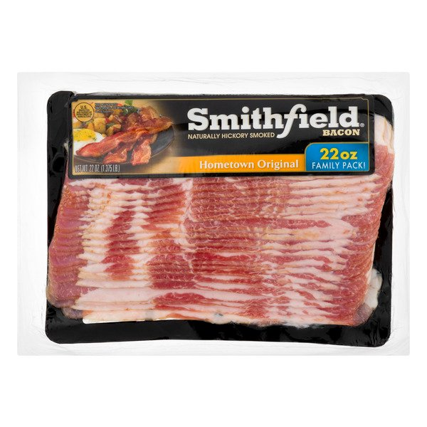 Smithfield Bacon Hometown Original