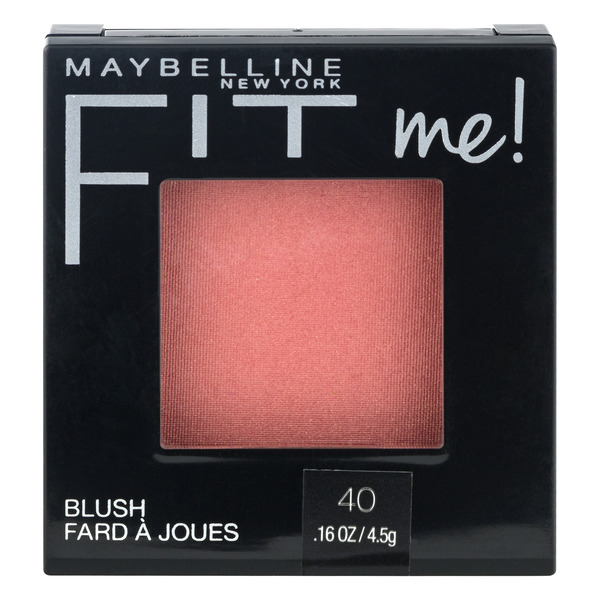 Maybelline Fit Me! Blush Peach 40