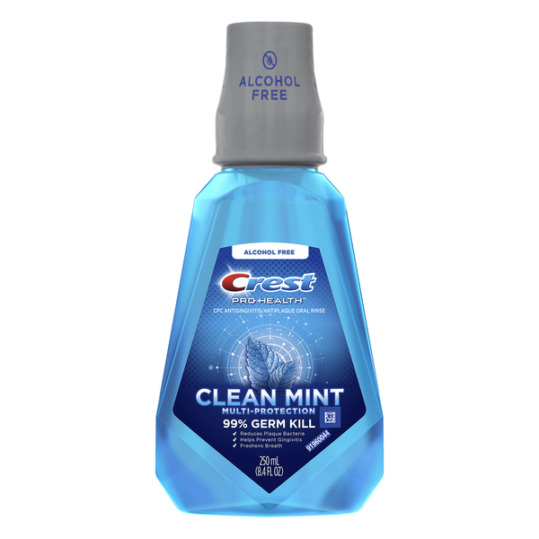 Crest Pro-Health Oral Rinse Clean Mint