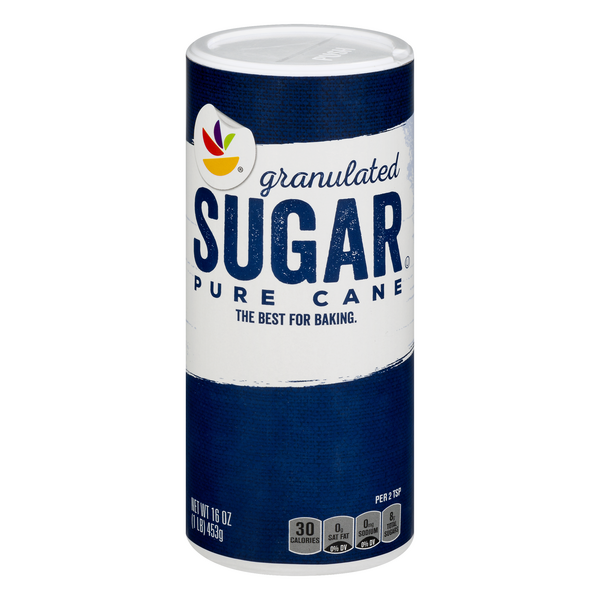 Stop & Shop Pure Cane Granulated Sugar