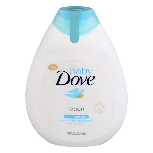 Baby Dove Lotion Rich Moisture
