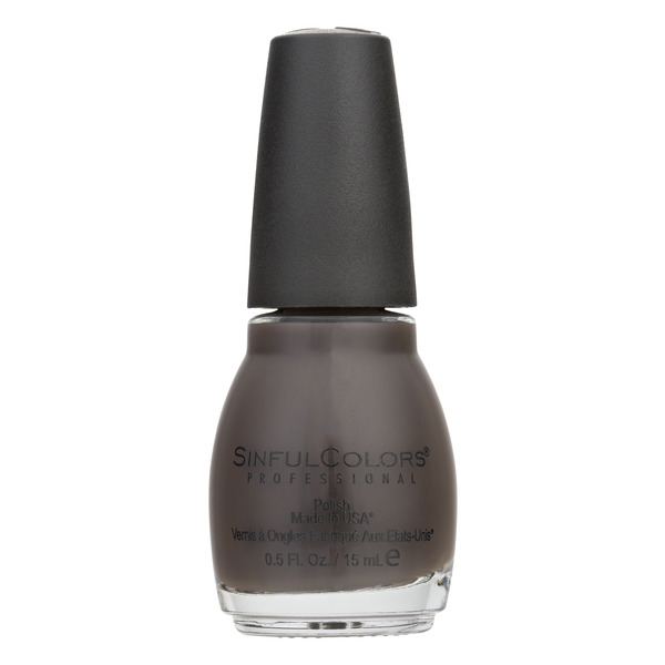 SinfulColors Professional Nail Polish Street Legal 2538