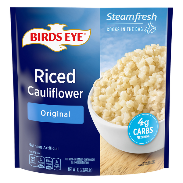 Birds Eye Steamfresh Veggie Made Rice Cauliflower