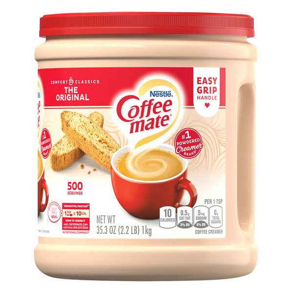 Nestle Coffee-mate Powder Coffee Creamer Original Gluten Free