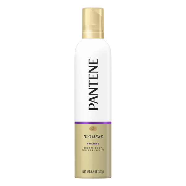 Pantene Pro-V Volume Body Boosting Mousse
