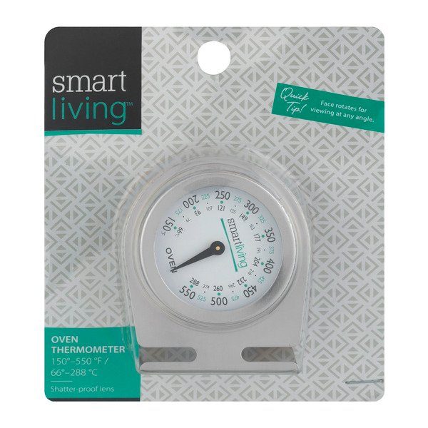 Smart Living Oven Thermometer
