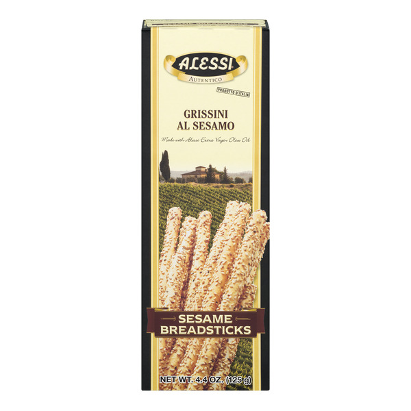 Alessi Breadsticks Sesame