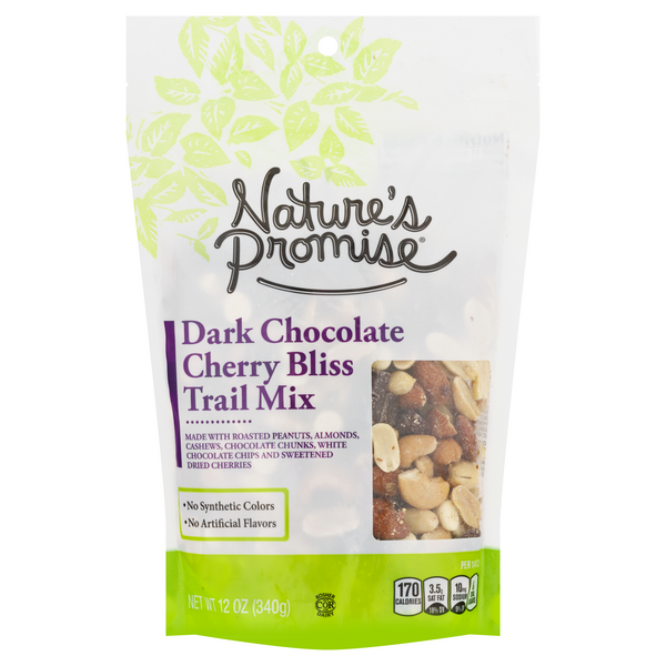 Nature's Promise Trail Mix Dark Chocolate Cherry Bliss