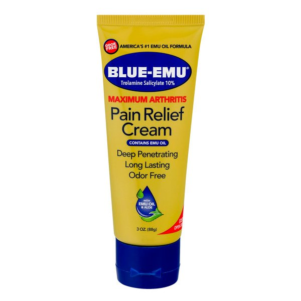 Blue-Emu Maximum Arthritis Pain Relief Cream