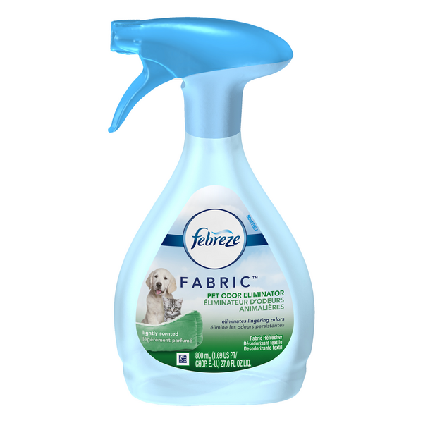 Febreze Pet Odor Eliminator Lightly Scented