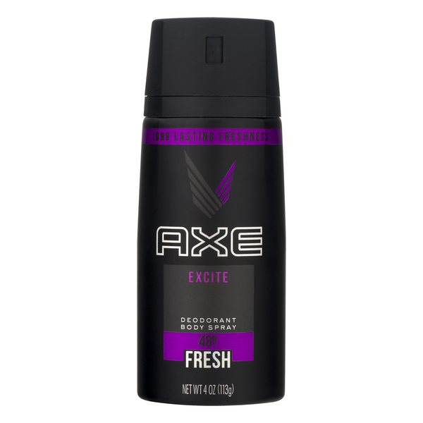 AXE Daily Fragrance Excite