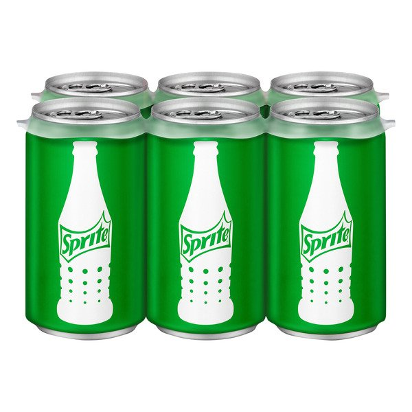 Sprite Lemon Lime Soda Mini Cans - 6 pk