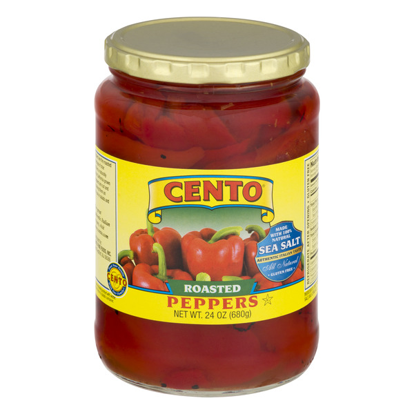 Cento Peppers Roasted